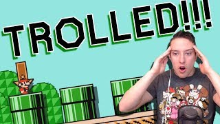 Download ″I've Never Been Trolled So Hard In My Life″ | SUPER MARIO MAKER Video