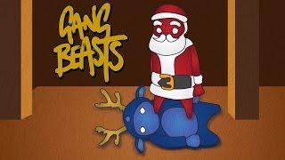 Download NOT SO HAPPY SANTA- Gang Beast Video