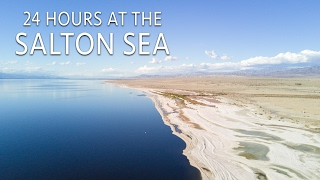 Download Salton Sea in 24 hours: Exploring the Area's Best Hikes, Food & Strange Attractions Video