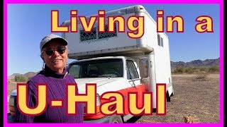 Download 69 Year-Young Marcia-Living in a U-Haul Box Truck Video