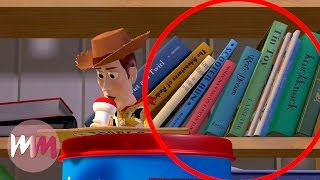 Download Top 10 Hidden Easter Eggs in Pixar Movies Video