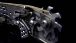 Download Mechanism of Fullmetal Rubber Band Gun 『 銀狼 』 Video