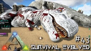 Download ARK: Survival Evolved - Lvl 120 TREX PERFECT TAME !!! [Ep 44] (Server Gameplay) Video