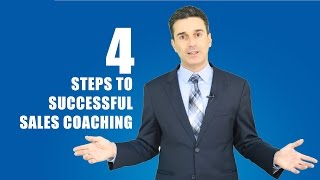 Download 4 Steps to Successful Sales Coaching Video