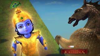 Download Little Krishna Tamil - Episode 8 - Challenge of The Brute Video