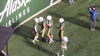 Download All of West Linn's TDs in 62-7 6A title romp over Central Catholic Video