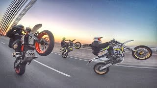 Download End of Supermoto Summer 2016 | David Bost Video