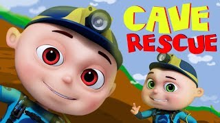 Download Zool Babies Series - Cave Rescue | Cartoon Animation For Children | Videogyan Kids Shows Video