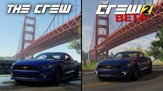 Download The Crew vs The Crew 2 (BETA)   Direct Comparison Video