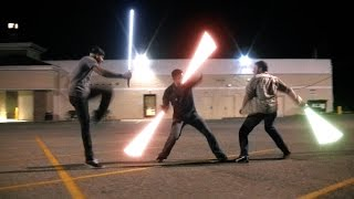 Download Ferocity - LCCX's Winning Lightsaber Duel Video