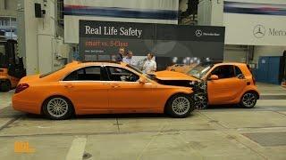 Download Inside the Mercedes Sindelfingen Plant: Laser Light, Intelligent Drive, Crash and Safety (German) Video