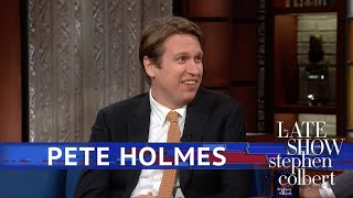 Download Pete Holmes: Signs You're Turning 40 Video