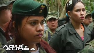 Download ¿Qué piensan las mujeres de la guerrilla sobre acuerdos de paz en Colombia? Video