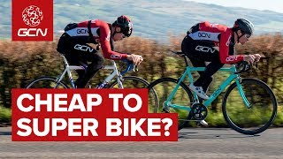 Download Did We Turn A Cheap Bike Into A Super Bike?   GCN's eBay Challenge Video