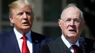 Download Trump to nominate another Supreme Court justice as Anthony Kennedy announces retirement Video