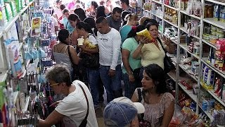 Download Venezuelans rush into Colombia seeking food and medicine Video