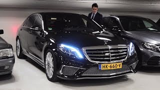 Download Mercedes S65 AMG - V12 S Class FULL Review 4MATIC + Sound Exhaust Interior Exterior Infotainment Video