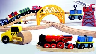 Download toy train videos for children - train for kids - train videos - chu chu train Video