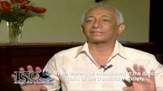 Download Music and dance of the merengue in the Dominican Republic Video