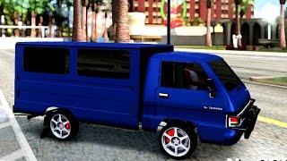 Download Mitsubishi L300 FB Van - GTA San Andreas Video
