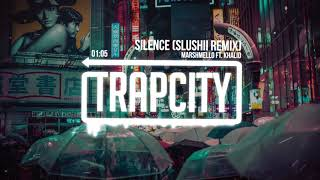Download Marshmello ft. Khalid - Silence (Slushii Remix) Video