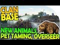 Download NEW ANIMALS, CLAN BASES, OVERSEER CARD, PET TAMING COMING- Last Day On Earth Survival 1.6.2 Update Video