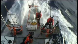 Download Rounding Cape Horn on the Volvo Ocean Race 2008/09 Video