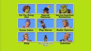 Download Shrek 2 MENU DVD HD (2004) Video
