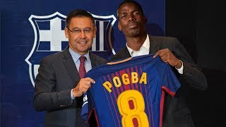 Download Paul Pogba Welcome To Barcelona? Confirmed & Rumours Summer Transfers 2018 |HD Video