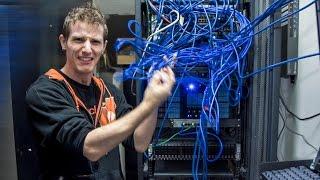 Download Fixing the DISASTER - Server Room Vlog Pt. 1 Video