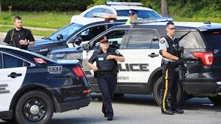 Download Fredericton police ID 2 officers killed in shooting, suspect in hospital Video