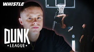 Download CRAZY Alley-Oop Challenge With PROFESSOR LIVE | $50,000 Dunk Competition Video