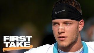 Download Stephen A. Thinks Christian McCaffrey Doesn't Get Enough Credit | First Take | ESPN Video