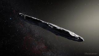 Download First Interstellar Asteroid Wows Scientists Video
