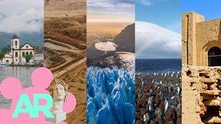 Download 5 Nuevos Sitios declarados Patrimonio Mundial Video