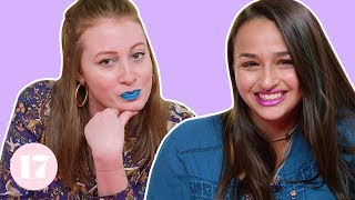 Download Holiday Makeup Challenge With Jazz Jennings | Beauty Lab Video