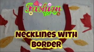 Download Necklines with Border Video