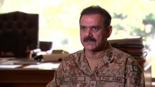 Download Fighting the Pakistan Taliban: Lt General Asim Bajwa interview Video