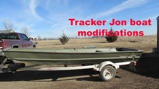 Download Tracker Jon boat modifications Video