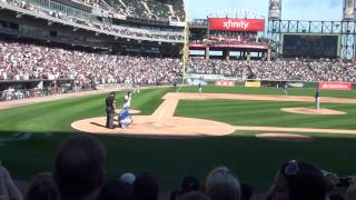 Download Paul Konerko's final Major League at bat Video