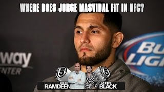 Download Where Do Fighters Like Jorge Masvidal Fit in the UFC?   5 Rounds Video