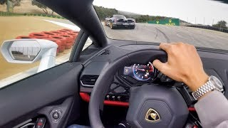 Download Racing Horacio Pagani In His Pagani Huayra Video
