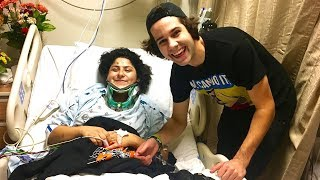 Download SURPRISING HER AT THE HOSPITAL!! Video
