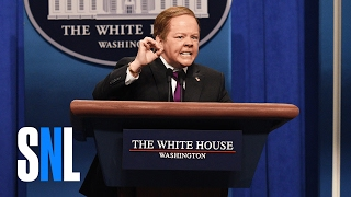 Download Sean Spicer Press Conference Cold Open - SNL Video