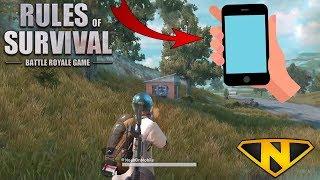 Download Noah Plays Mobile!? (Rules of Survival: Battle Royale #84) Video