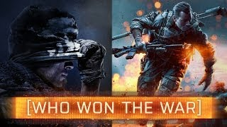 Download ► WHO WON THE WAR?   Battlefield 4 vs Call Of Duty: Ghosts Video