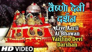 Download Live Aarti at Bhawan Vaishno Devi Darshan Video