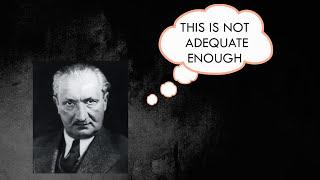 Download Martin Heidegger: The Question Concerning Technology Presentation Video