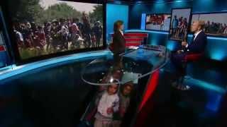 Download Amanpour, CNN International, 31 August 2015, Alexander Betts discussing the EU refugee crisis Video