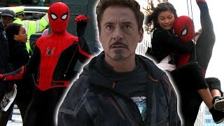 Download What Spider-Man's NEW SUIT Says About IRON MAN Video
